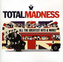 Madness - Total CD