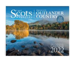 Outlander Country Calendar 2022