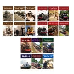The Ultimate Railway DVD Collection