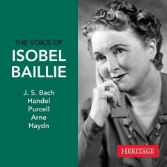 The Voice of Isobel Baillie CD