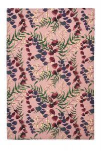 Wild Florals Soft Blush Tea Towel