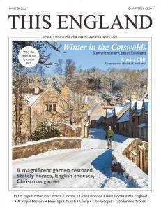 This England single issue - Winter 2020