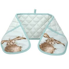 Wrendale Double Oven Glove Hare