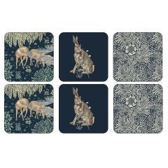 Wightwick Coasters Set of 6