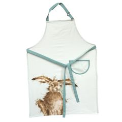 Wrendale Hare Brained Cotton Apron