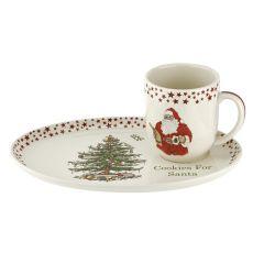 Christmas Tree Cookies and Mug