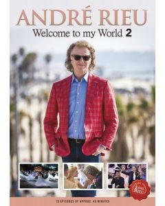Andre Welcome To My World 2