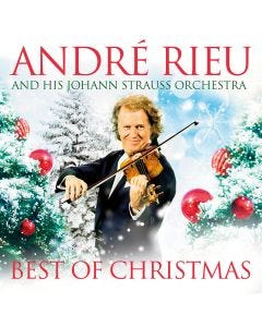 André Rieu - Best of Christmas CD & DVD