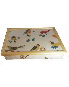 Bertie Birds Butterscotch Lap Tray