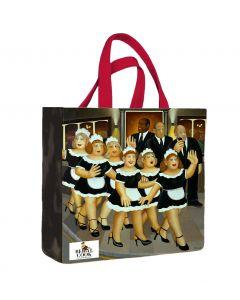 Beryl Cook Girls Night Out Medium PVC Bag