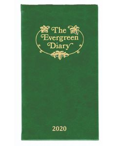 Evergreen Pocket Diary 2020