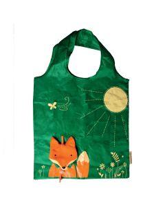 Fox Foldable Shopping Bag