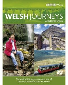 Welsh Journeys DVD