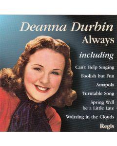 Deanna Durbin: Always Greatest Hits CD