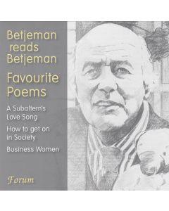 John Betjeman reads John Betjeman CD