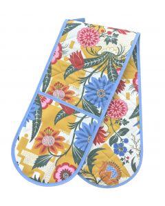 Summer Florals Double Oven Glove