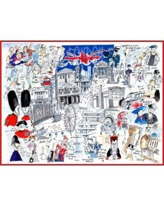London Jigsaw by Tim Bulmer