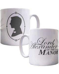 Personalised Lord of the Manor Mug