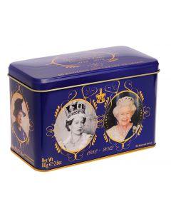 Queen Elizabeth II Tea Caddy