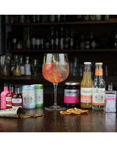 Pink Gin and Tonic Gift Box