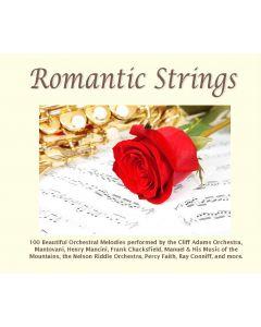 Romantic Strings 5-CD Set