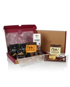 The Chocoholics Letterbox Gift