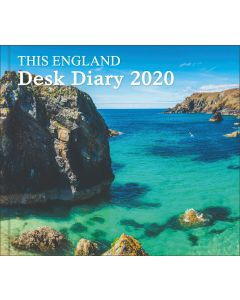 This England Desk Diary 2020