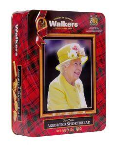 Walkers Queen Shortbread