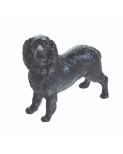 John Beswick Black Cocker Spaniel Figurine