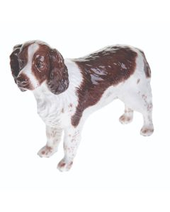 John Beswick Liver & White English Springer Spaniel Figurine