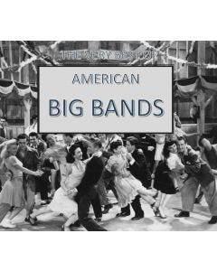 The Very Best of American Big Bands 5-CD Set