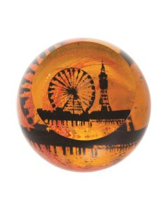 Landmark Paperweight: Blackpool