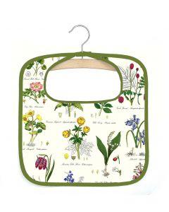 Botanic Garden Peg Bag