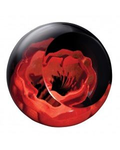 Caithness Poppy Paperweight