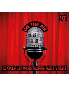On The Air - British Radio and TV Tunes (5 CD Set)