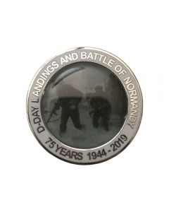 D-Day Landings Commemorative Coin