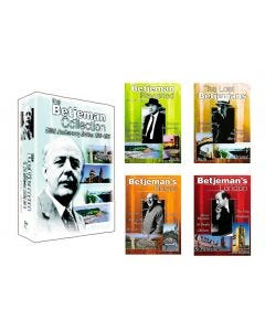 The John Betjeman Collection  - 4 DVD set