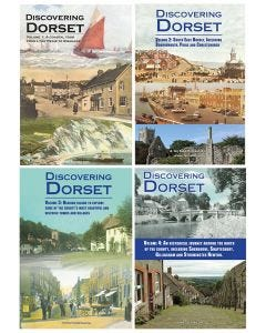 Discovering Dorset 4-DVD Collection