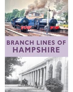Branch Lines of Hampshire DVD