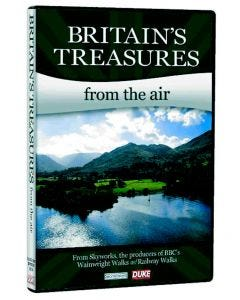 Britain's Treasures from Air DVD