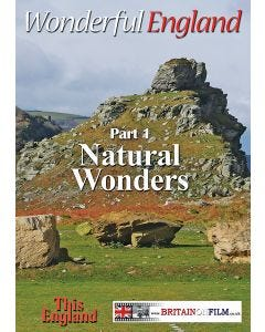 Wonderful England - Natural Wonders DVD