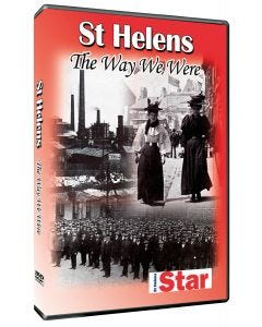 The Way We Were DVD - St. Helens