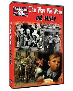 The Way We Were At War DVD