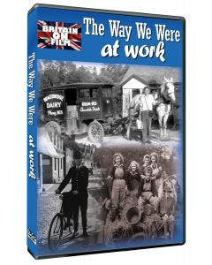 The Way We Were At Work DVD