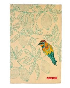 Eden Project Bee-eater Tea Towel
