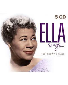 Ella Fitzgerald Sings 100 Great Songs