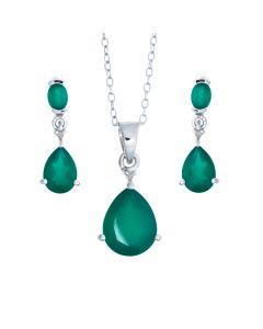 Green Onyx Drop Suite