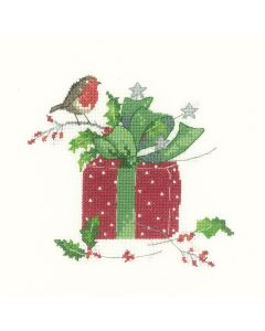 With Love from Robin Cross Stitch Kit
