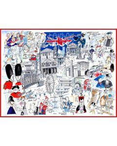 London Jigsaw by Tim Bulmer