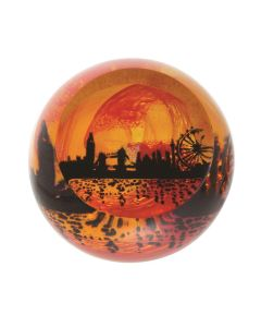 Caithness Glass Landmarks - London Paperweight
